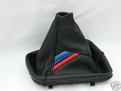 Fits Bmw M3 E30 Leather Gear Gaiter Shift Boot Cover M Power