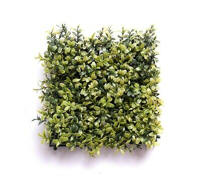 Best Artificial Premium 200 Stems Boxwood Topiary Top Mat Hedging Screening