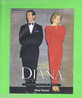Princess  Diana Special Issue  Part  Eight  - War Of The Waleses