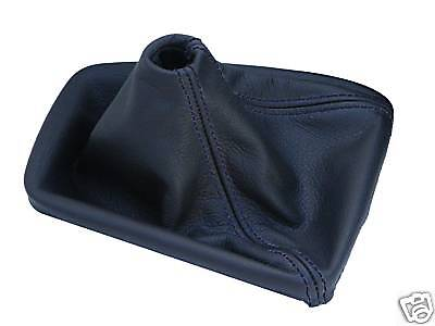 Fits Bmw E46 Genuine Leather Gear Cover Shift Boot Gaiter