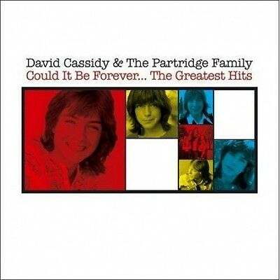 David Cassidy & The Partridge Family (New Sealed Cd) Greatest Hits Very Best Of