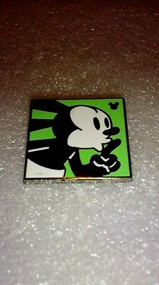 Disney pins 2014 Hidden Mickey Oswald Shh pin is 5 years old and hard to find