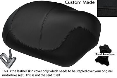 Black Stitch Custom Fits Aprilia Mojito Habana 50 150 Single Seat Cover