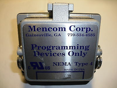 Mencom Corp. Programming Devices Only Nema Type 4