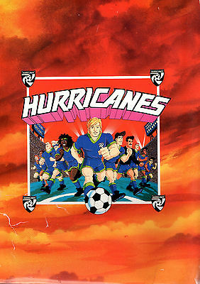 The Hurricanes Movie Press Kit And Full Studio Copy Storyboard