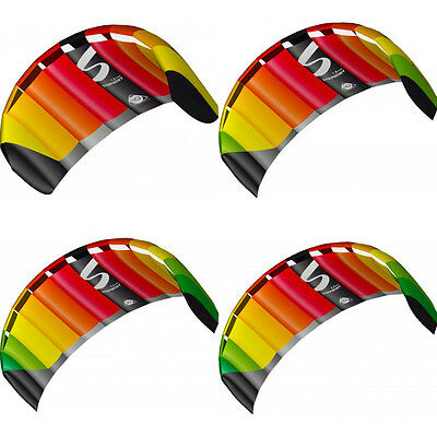 Hq Symphony Pro Power Kite Package Choose Your Size