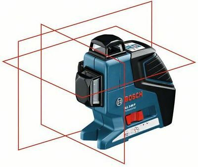 Bosch GLL3-80 P 3-Plane laser,  360' 1 x horizontal and 2 x vertical plane + BM1