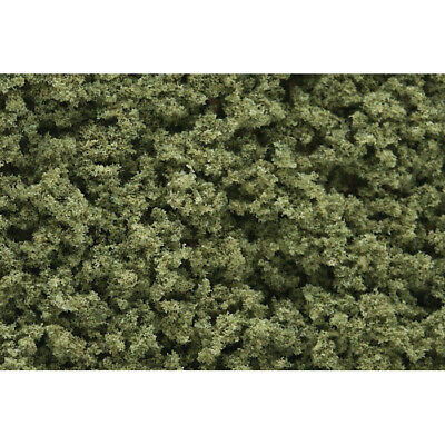 NEW Woodland Scenics Underbrush Clump Foliage Olive Green FC134