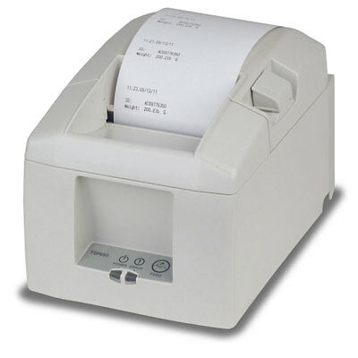 Detecto P600 Printer Ticket