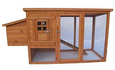 Diy pallet wood chicken poultry house coop pdf plans for Duck hutch plans