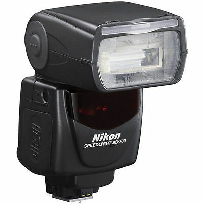 Nikon SB-700 Speedlight Shoe Mount Flash 4808