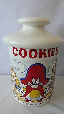 McCoy Pottery Warner Brothers Inc. 1971 Yosemite Sam Cookie Jar #F417