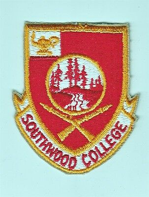 Army ROTC patch: Southwood College