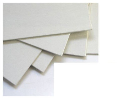"3 PANORAMIC 24"" X 12"" BLANK LOXLEY CANVAS ACRYLIC PAINTING BOARDS 610mm x 305mm"