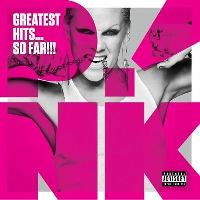 P!nk / Pink ( New Sealed Cd ) Greatest Hits ... So Far!!! The Very Best Of [Pa]