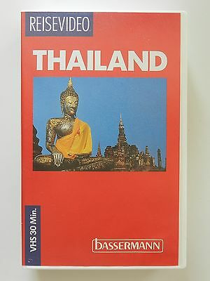 VHS Video Reisevideo Thailand Bassermann