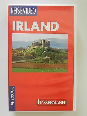 VHS Video Reisevideo Irland Bassermann