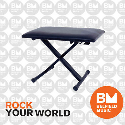 Hamilton Stands KB505K Keyboard Bench Stage Pro Series Stool - BNIB - BM