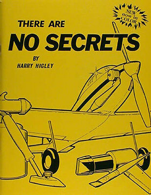 NEW Harry Higley s There Are No Secrets Finishing Book BOK002