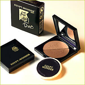 (226,36 € / 100g) Tana - Egypt Wonder Compact Single 'Duo' matt
