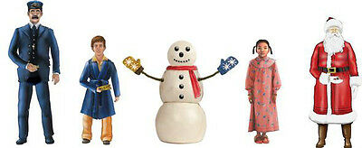 Lionel The Polar Express 10th Anniversary Pewter Figures # 6-37183