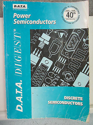 Data Digest Power Semiconductors Technical Information Book