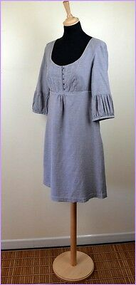 Robe Gris 19 Ikks Fr Picclick S Perle Taille 22 Eur AZwxtd1w
