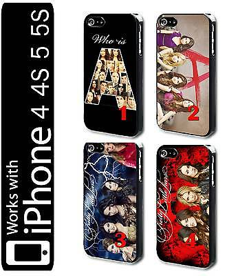Pretty little liars 4 5 5s Hard Phone Case Cover Tv Series Christmas Gift Pll1