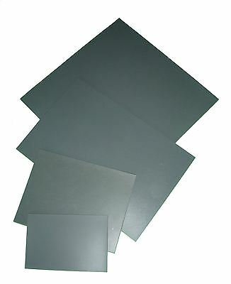 EXTRA SOFT GREY LINO TILES LINOLEUM 3mm THICK BLOCK PRINTING BOARD VARIOUS SIZES