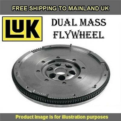 LUK Dual Mass Flywheel Fit with FORD TRANSIT 415043810 2.4L