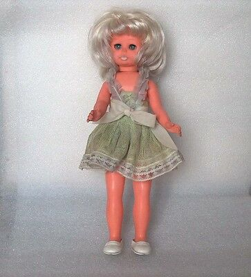 VINTAGE Spielzeug Rauenstein PLASTIC AND RUBBER DOLL,GERMANY-GDR/DDR, 1970s