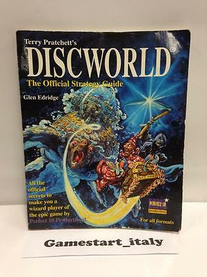 Discworld Strategy Guide (Guida Strategica) Guide In English