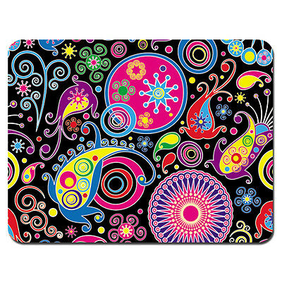 Soft Mouse Pad Neoprene Laptop Computer MousePad Picture Pictorial Design 2701