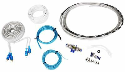 Rockville RMWK8 8 AWG Waterproof Marine/Boat Amplifier/Amp Installation Wire Kit