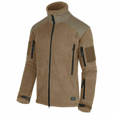 Helikon Tex Liberty Heavy Fleece Jacket Coyote Outdoor Jacke