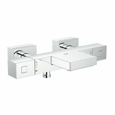 Grohe Grohtherm Cube Thermostat Wannenbatterie, Aufputz, Badethermostat, 34497