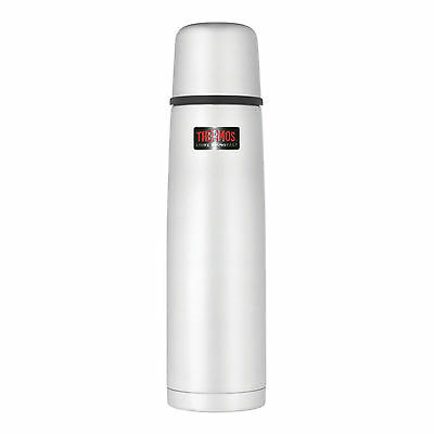 Thermos Light And Compact Stainless Steel Flask 0.5 Litre
