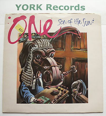 """ONE - Son Of The Sun - Excellent Condition 7"""" Single Chrysalis CHS 3426"""