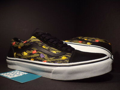 2fc7e57a051e70 Vans OLD SKOOL X-LARGE BLACK CAMO OLIVE GREEN WHITE CHERRY RED YELLOW V36CL  9.5