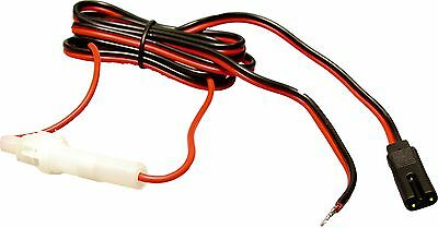 Cb Radio Power Lead 2 Pin Cybernet