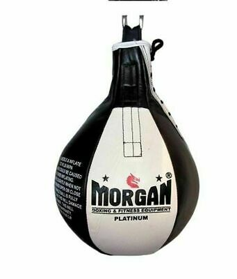 "MORGAN MMA Muay Thai Kick Boxing COTTON HAND WRAPS 180""-4m long Black"