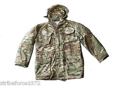 NEW - 2013 Latest Issue PCS Windproof Hooded Combat Smock - Size 170/104