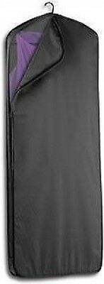 """Wally Bags 60"""" Gown Length Garment Cover Luggage LG 626 - Black"""