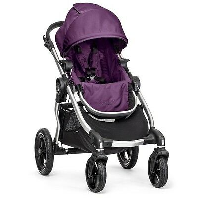 Baby Jogger 2015 City Select Stroller - Amethyst - New! Free Shipping!