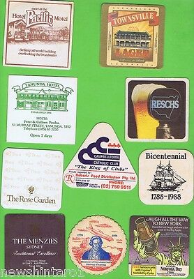 #t30.  40 Different Beer Coasters
