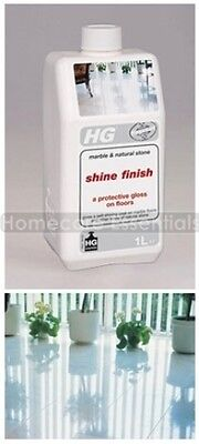 HG Hagesan Marble and Natural Stone Shine Finish - 1 Litre