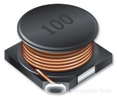 INDUCTOR, 10UH, 20%, 2A, SMD Part # BOURNS SDR7045-100M