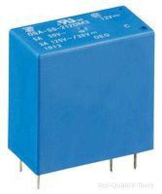 RELAY, PCB, DPST-NO, 12VDC, 3A Part # TE CONNECTIVITY / OEG OSA-SS-212DM3,000