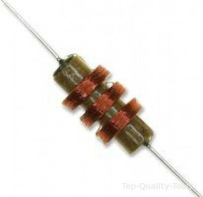 INDUCTOR, 2.5MH, 5%, 0.16A, AXIAL Part # BOURNS 6302-RC