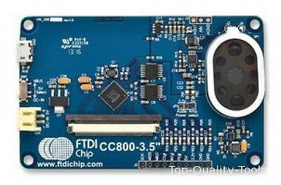 FT800 EVE MODULE, FPC/FFC 54 LCD CONN Part # FTDI VM800C35A-N